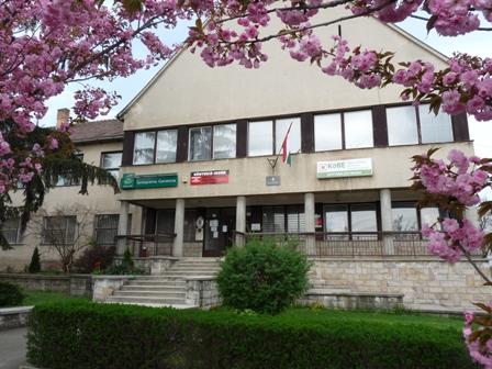 a Földhivatali Osztály 4. épületének fényképe