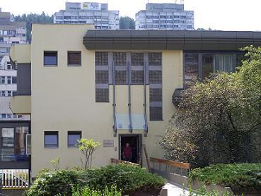 a Nógrád Megyei Kormányhivatal Földhivatali Főosztály épületének fényképe